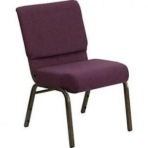 Plum-Church-Chair